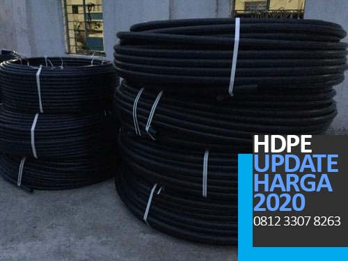 Pipa PE 100 Indopipe Maret 2020 http://hargapipahdpe.co.id/